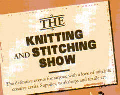 Knitting and Stiching Show Logo