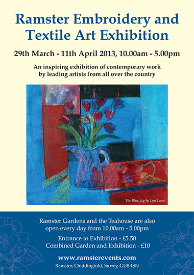 Ramster Textile Art Exhibition