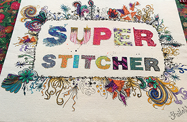 Sheila's Super Stitcher